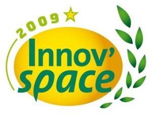 logo innovspace 2009 1etoile