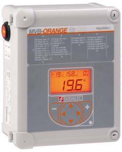 régulateur mvb orange 10