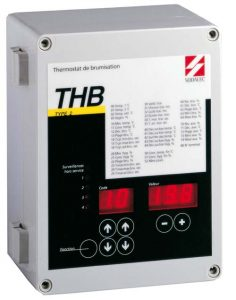 regulateur thb 02