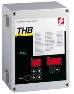 regulateur thb 02