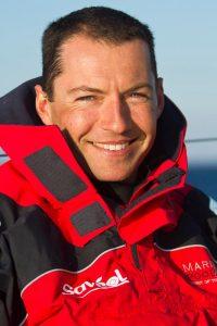 Romain ATTANASIO - Skipper du bateau FAMILLE MARY - ETAMINE