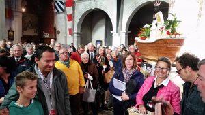 Messe en l'honneur de Notre Dame de Rocamadour, patronne des marins